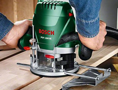 Bosch POF 1200 AE – Análisis de esta fresadora doméstica