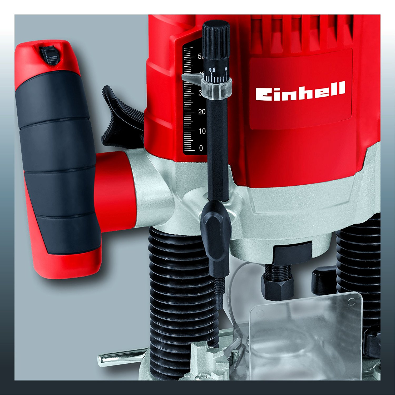 Einhell TC-RO 1155 E profundidad