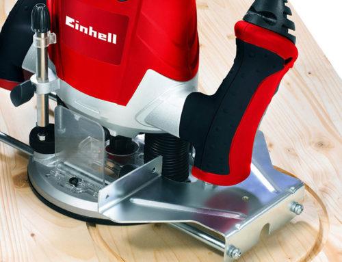 Einhell RT-RO 55 – Análisis de esta fresadora doméstica