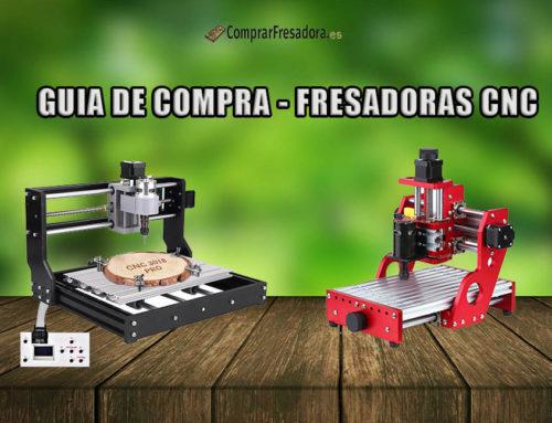Fresadora CNC: Todo lo que necesitas saber