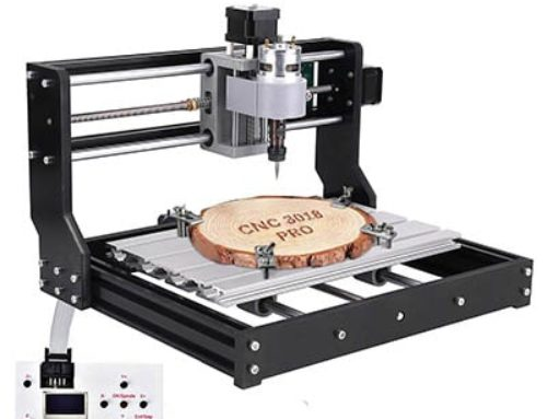 Vogvigo 3018 Pro – Una de las fresadoras CNC más vendidas